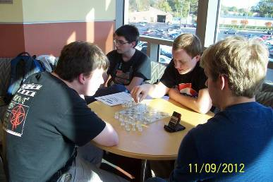 MAA Chess Tournament this fall