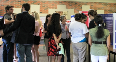 Image from the 2013 Research Poster Session