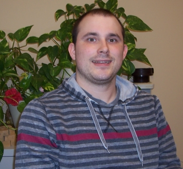 Joshua Faircloth, Math Center Tutor
