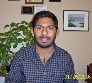 Rahul Reddy G., Math Center Tutor